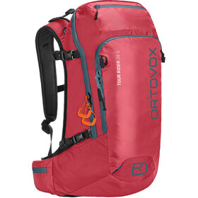 Ortovox Tour Rider 28 S Backpack hot coral